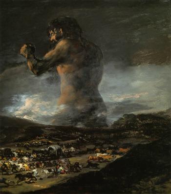 作者不明 「巨人」 (1808-1812年頃)